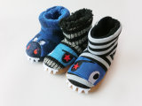 New Child Boys Nice Snow Cartoon Indoor Boots for Winter