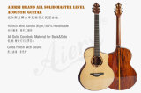 Aiersi Brand All Solid Master Mini Jumbo Acoustic Guitar