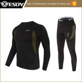 Outdoor Tactical Sports Warm Thermal Underwear Set