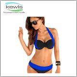 Hot Wholesale Blue Color Fashion Swim Wear