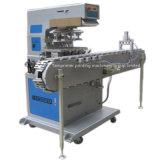 TM-T4-Mt 4-Color 38-Station Auto-Counter Tanks Pad Printing Printer