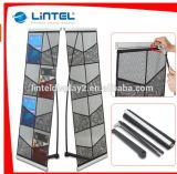 Portable Exhibition Stand Display A4*8 Brochure Holder (LT-05A)