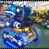 Amusement Equipment for Outdoor Playground The Walking Robot with Music