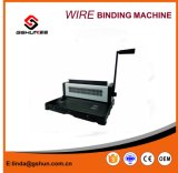 Plastic and Metal Material Ring Use Single Wire Binding Machine
