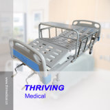 Two-Crank Steel Hospital Manual Bed (THR-MB220)