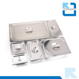 1/1, 1/2, 1/3, 1/4, 1/6, 1/9 Stainless Steel Gastronorm Food Pan Food Container