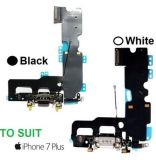 Mobile Phone Accessory for iPhone 7 Plus 5.5 USB Charging Port Charger Connector Dock Flex Cable