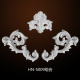 Large Polyurethane Applique in Pairs for Wall Decoration