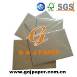 Recycled PE Coated Brown Kraft Paper in Sheet or Roll