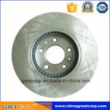 6e5z1125AA Performance Brake Disc Rotor for Mazda