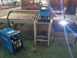 portable CNC plasma gas flame metal cutting machine wth THC