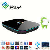 2017 Quad Core S905 Android 6.0 TV Box Q Box Fully Loaded 2g/16g WiFi S912 Box