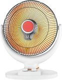 ETL Certificate Electric Parabolic Sun Heater with 1 Hour Timer
