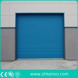 Ce Certified Automatic Motorized Roll up Shutter Door