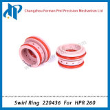 Swirl Ring 220436 for Hpr260 Plasma Cutting Torch Consumables