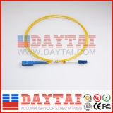 1.5m Simplex Sc/Upc-LC/Upc 2.0mm PVC Patch Cord