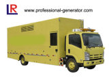 Fast Moving Vehicular Generator / Trailer Generator Low Noise