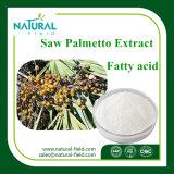 Saw Palmetto Extract 15% 25% 45% Fatty Acid Saw Palmetto Powder Price
