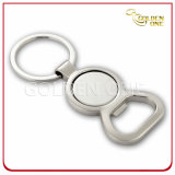 Promotion Gift Bottle Opener Key Ring with Trolley Coin