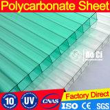 8mm Twin-Wall100% Vigin Sabic Materials Canopy Sheet