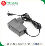 15.6W Universal AC/DC Adapter for 24V650mA Switching Power Adapter Black Ce Cert