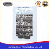 38-150mm Turbo Segment: Core Bit Segment