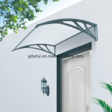 Easy Assembly DIY Outdoor Polycarbonate Balcony Awning (YY1000-C)