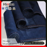 Dark Blue 10oz Stretch Denim Jeans Fabric for Pants