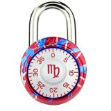 Virgo Combination Padlock for Cabinet