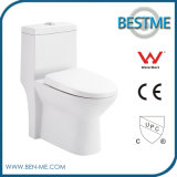Export Bathroom Floor Standing Toilet Seat for Public Place (BC-1024A)