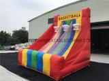 High Quality Colorful Inflatable Game Basketball