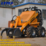 Ltma Multifunctional Lts380 Mini Skid Steer Loader with Attachment