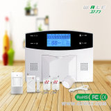 Anti Theft Wireless GSM PSTN Security Alarm System with APP Operation
