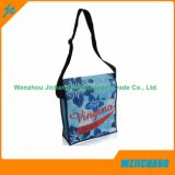Adjustable Strap PP Laminated Non Woven Promotional Shoulder Bag