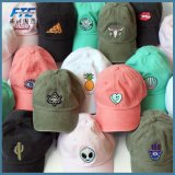 Promotional Unstructured Baseball Caps Cotton Hat
