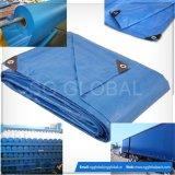 Blue Waterproof HDPE Woven Tarps on Sale