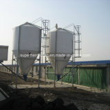 Fibergalss Feed Storage Silo for Chicken Farm