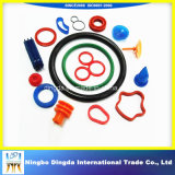 Manufacturer OEM Customize Rubber Parts with Different Color