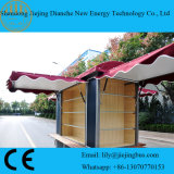 Ce Approved Jiejing Dianche Mobile Food Trailers for Selling Snacks