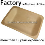 Wooden Tray Disposable Natural Wood