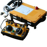 F24-60 Dual Joystick Radio Remote Controls for Overhead Crane