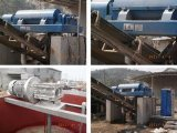 Waste Water Sludge Dewatering Decanter Centrifuge