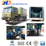 Army Green Military Truck for Maintenance off-Road for Sale