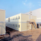 Flat Pack Prefab Modular Steel Office Contaienr House