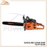 Powertec 58cc 2.6kw Wood Cutting Chain Saw (YD-PT18-58)