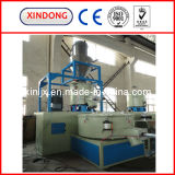 Plastic Mixing Unit with Hot Mix and Cold Mix