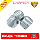 304 316 Casting Pipe Connector for Staircase Fittings (JBD-A055)