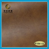 Soft Synthetic Leather for Sofa with High Quality (Hongjiu-818#)