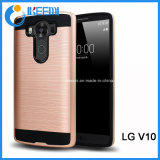 PC+TPU Slim Armor Mobile Phone Case for LG V10