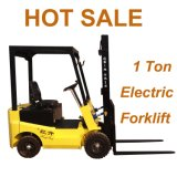 1 Ton Electric Forklift Lifted Truck For Sale Fork Lifts Price All Wheel Drive Lift Truck